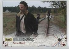 2016 Cryptozoic The Walking Dead Season 4 Part 1 #69 Fun and Candy /99 Card 3j2