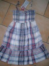 (141) Süßes Nolita Pocket Girls Träger Kleid Sommerkleid mit Glitzerfaden gr.140