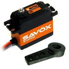 Savox SC-1257TG Super Speed Digital Servo W/FREE ALUMINUM HORN HA