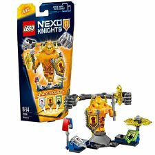Kinder LEGO Nexo Knights Ultimativer Axl Enthält Ultimativen Axl als Minifigur