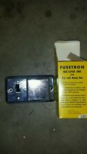 "Fusetron SSU Fused Switch Box Cover For 2 1/4"" Handy Box NEW SSU"