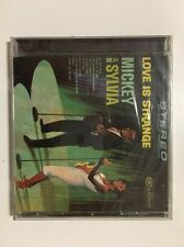 Love Is Strange: A Golden Classics Edition by Mickey & Sylvia (CD, Jun-2006, So…