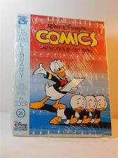 WALT DISNEY COMICS AND STORIES Carl Banks #26 NEW SEALED with Card Collectible