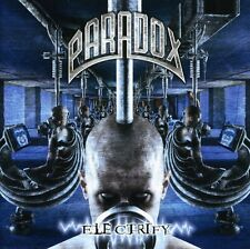 Electrify - Paradox (2008, CD NEUF)