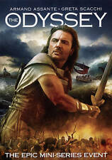 The Odyssey TV Mini Series DVD Armande Assante Greta Scacchi Brand New Sealed
