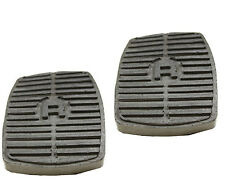 LAND ROVER RANGE ROVER CLASSIC MANUAL TRANS. CLUTCH & BRAKE PEDAL RUBBER PAD SET
