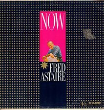 """FRED ASTAIRE - Now (Vinile=NM) LP 12"""" RARO Import USA"""