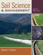 FAST SHIP - EDWARD PLASTER 6e Soil Science and Management                    GK6