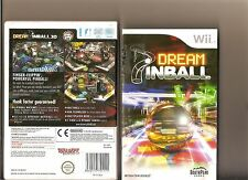 Dream flipper 3D NINTENDO WII 6 tableaux