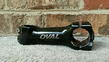 "Excellent Oval Concepts 1-1/8"" Threadless Stem 31.8 Clamp 110mm Road"