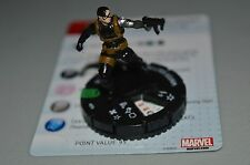 Marvel Heroclix Nick Fury & the Agents of Shield Winter Soldier Uncommon 024