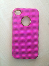 APPLE IPHONE 4S  SMARTPHONE STURDY COVER BRAND NEW FUSCHIA PINK