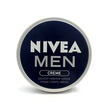 (26,60 €/L) 150ml NIVEA CREMA 4 men per viso, corpo, mani ** NEW **