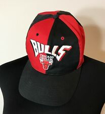 Chicago Bulls Baseball Cap Hat Lid Snapback Basketball NBA Officially Licensed