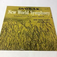 "Dvořák - Symphony No. 9 In E Minor, Op.95 ""From the New World"" BM-2224 VG+ / EX"