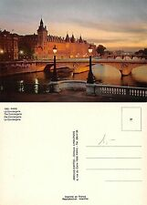 France - Paris - La Conciergerie DE NUIT (A-L 070)