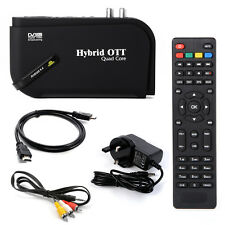 Satellite Receiver + TV Box + DVB-S2 Android Quad Core 4K KODI 16.0 HDTV AH185