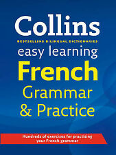 Easy Learning French Grammar and Practice by Collins Dictionaries (Paperback,...