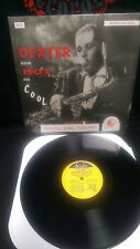 Dexter Gordon Dexter Blows Hot & Cool LP with Carl Perkins Vinyl Cry me a River