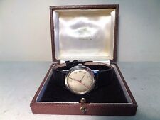 Lovely GARRARD Queens Jewellers Men's Mechanical Watch in Original Box - c1966