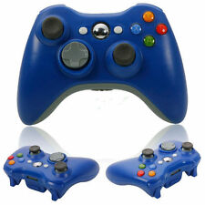 Wireless Game Remote Controller for Microsoft Xbox 360 Console + USB Receiver