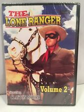 NIP DVD The Lone Ranger Volume 2 Clayton Moore Slim Case