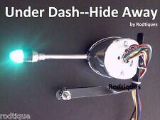 Hidden Under Dash 12 Volt Turn Signal Switch Hot Rod Universal Kit Car Truck