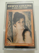 Edwyn Collins - A Girl Like You - Single Cassette Tape, Used very good