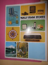 Katalog Wally Byam Stores Camping Accessories Trailer Traveler Zelten Wohnmobil