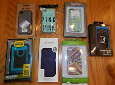 Seven (7) iPhone 4 / 4s Cases (LOT) Vera Bradley, PINK, Incipio, Otter Box, MORE