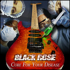 Black Rose - Cure for your Disease NWOBHM  Great