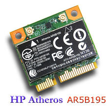 150M HP Atheros AR5B195 Bluetooth3.0 Mini PCI-E 4530s 592775-001 Wireless Card