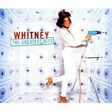 "WHITNEY HOUSTON ""WHITNEY THE GREATEST HITS"" 2 CD NEU  35 TRACKS BEST OF+++"