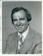 1979 TV Reality Show Host John Barbour Real People Press Photo