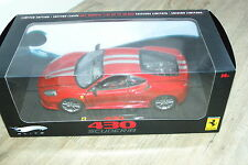 1/18 HOT WHEELS ELITE Ferrari Ferrari F430 Scuderia