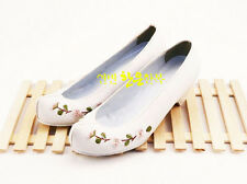 Women Hanbok Shoes 5cm High Heel Korean Traditional Shoes for Hanbok Dress