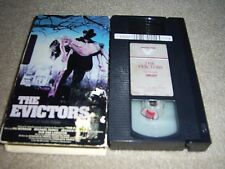 The Evictors, (VHS) RARE, Orion, Vestron Video, Vic Morrow, 1979, TERROR
