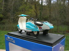 SOLIDO 1/18 MOTO SCOOTER LAMBRETTA LD 125 SIDE CAR 1958  !!!!!