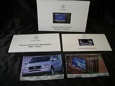 Books operator's manual 2000 Mercedes-Benz M Class auto warranty products tips