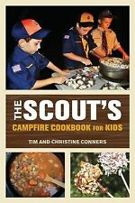 The Scout's Campfire Cookbook For Kids w/ Dutch Oven Recipes Boy Girl Scouts New
