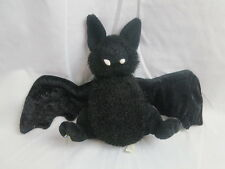 WEBKINZ PLUSH ONLY NO CODE BLACK BAT FREE SHIPPING TOY HALLOWEEN STUFFED HM367