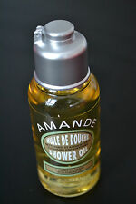 L'Occitane Almond oil Shower oil cleansing and softening travel size 75ml