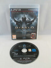 Sony Playstation 3 PS3 - Diablo III Reaper of Souls Ultimate Evil Edition