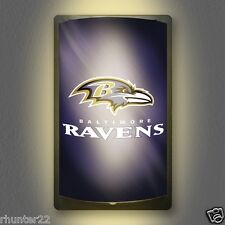 Baltimore Ravens NFL Licensed MotiGlow™ Light Up Sign - Free USA shipping!