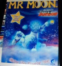 MR MOON SIRIUS THE WONDER DOG NEW DVD (STILL SEALED AND WRAPPED)