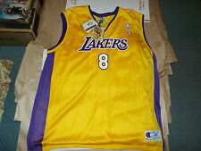 Kobe Bryant #8 Signed Autographed Los Angles Lakers NBA Jersey and Signed Card!