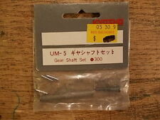 UM-5 Gear Shaft Set - Kyosho Ultima Optima Maxxum Ultima Pro Scale Car Sideways