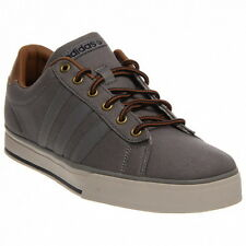 Men's Adidas Daily Grey NEO Casual Shoes F97756 Size 11.5