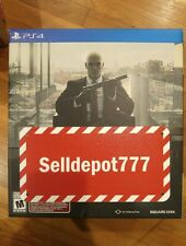 Brand New Hitman: Collector's Edition (Sony PlayStation 4, 2016)