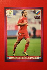 Panini EURO 2012 N. 135 ROSSIJA KERZHAKOV NEW With BLACK BACK TOPMINT!!